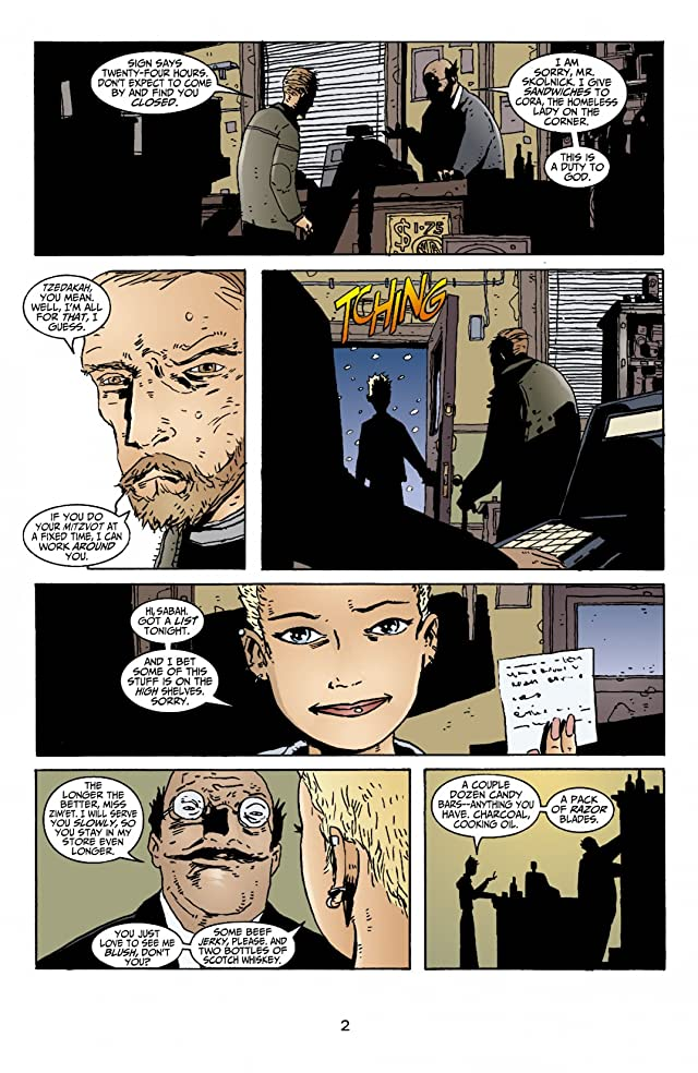 click for super-sized previews of Lucifer #33