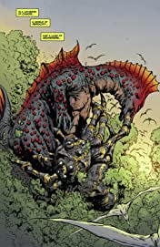 Godzilla: Gangsters and Goliaths #4 (of 5)