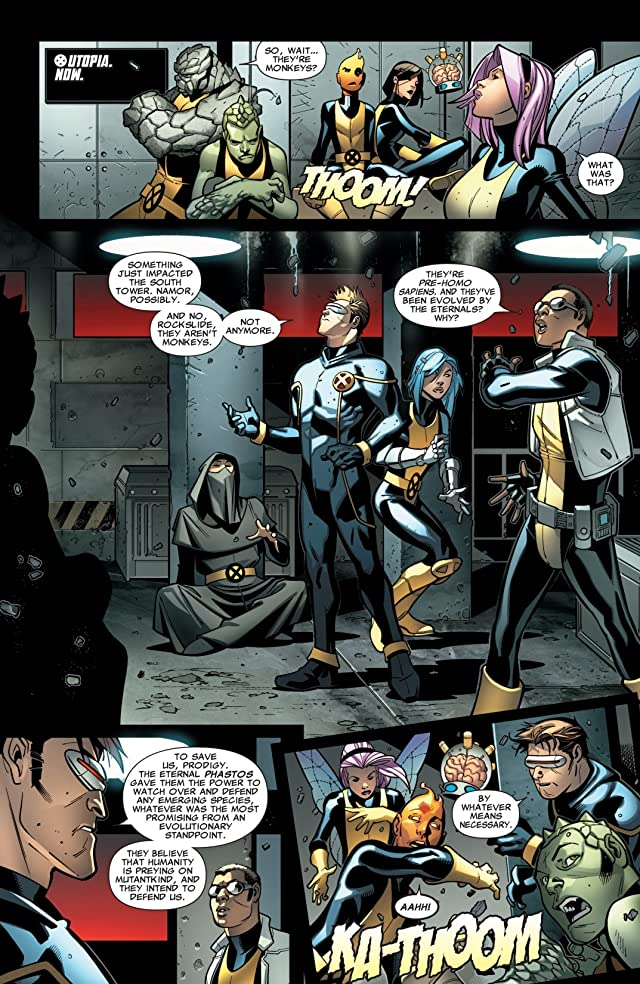 click for super-sized previews of X-Men (2010-2013) #13