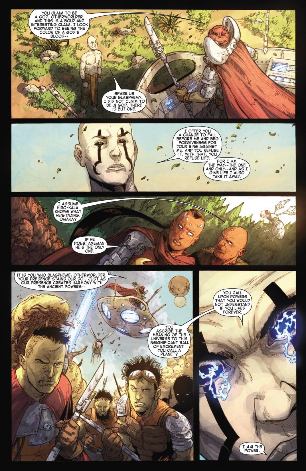 Skaar: Son of Hulk #14