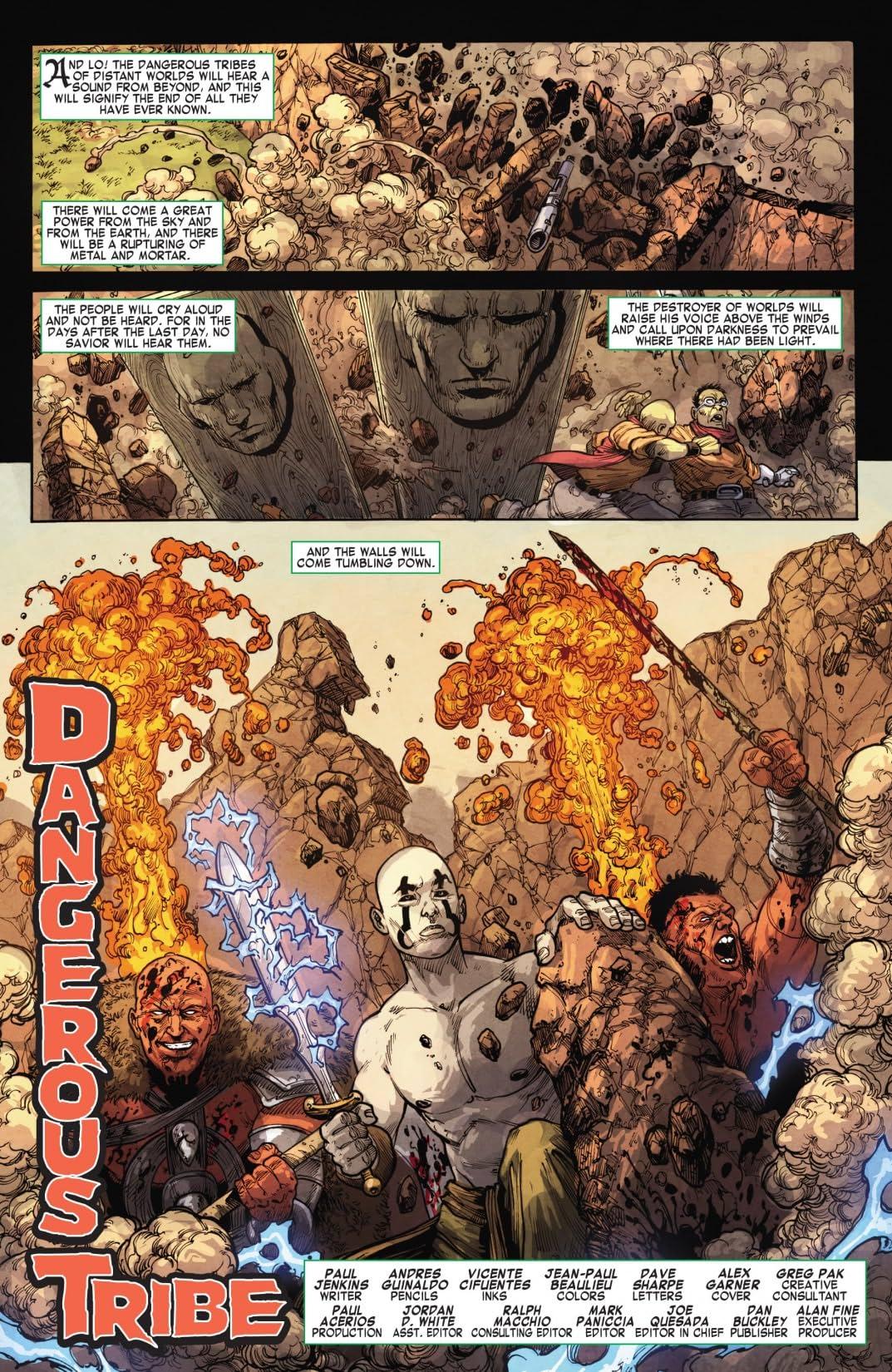 Skaar: Son of Hulk #15
