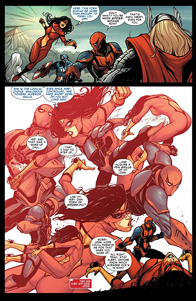 click for super-sized previews of Amazing Spider-Man (1999-2013) #687