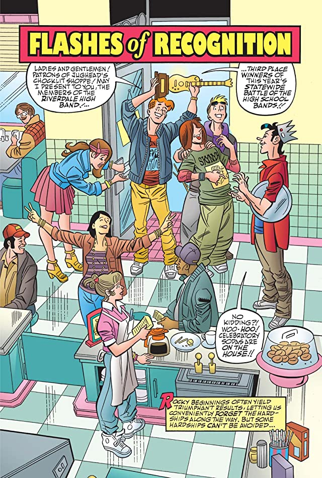 click for super-sized previews of Archie Marries Betty #20