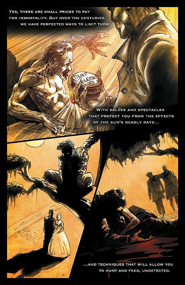 Art of Abraham Lincoln Vampire Hunter