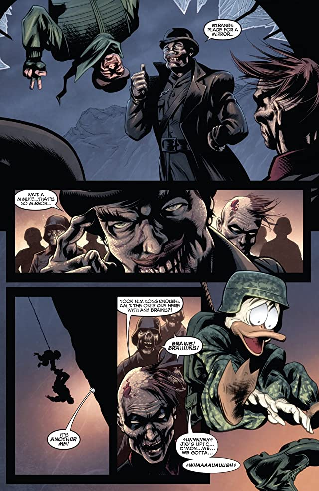 click for super-sized previews of Marvel Zombies Destroy #3