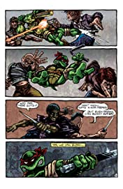 Teenage Mutant Ninja Turtles: Color Classics #1