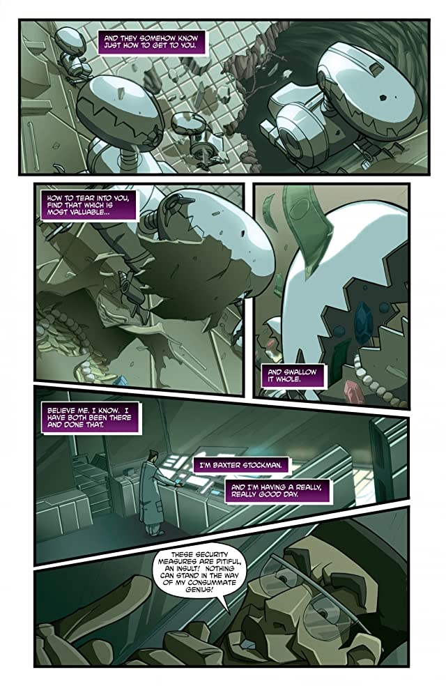 click for super-sized previews of Teenage Mutant Ninja Turtles: Animated 2003 #3