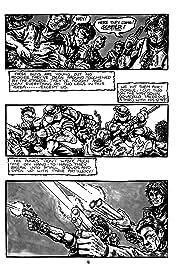 Teenage Mutant Ninja Turtles: Black & White Classics Vol. 1