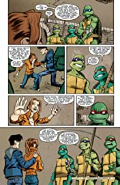 Teenage Mutant Ninja Turtles #9