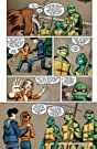 click for super-sized previews of Teenage Mutant Ninja Turtles #9