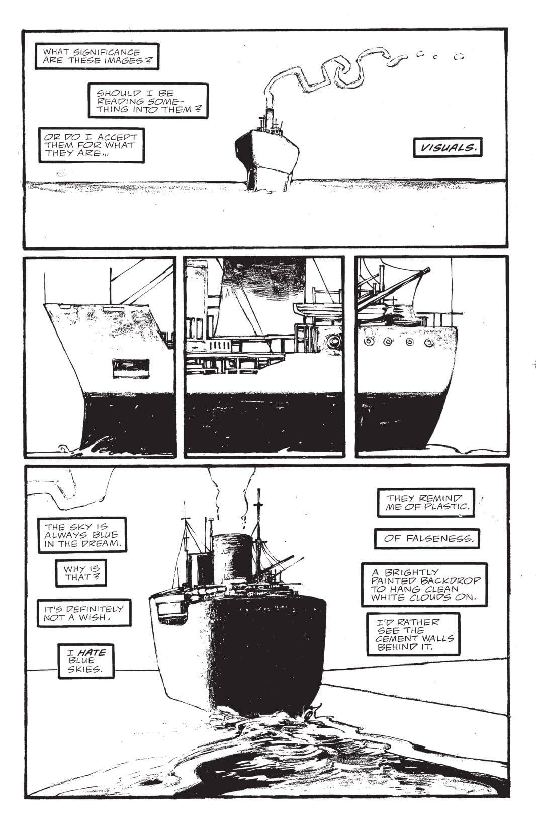 Ted McKeever Library Vol. 3: Metropol