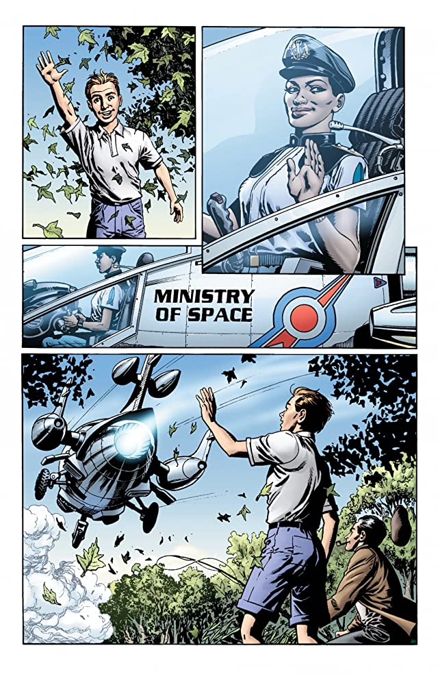 click for super-sized previews of Ministry of Space