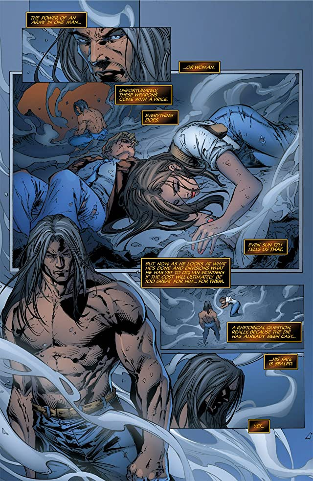 click for super-sized previews of Witchblade #58