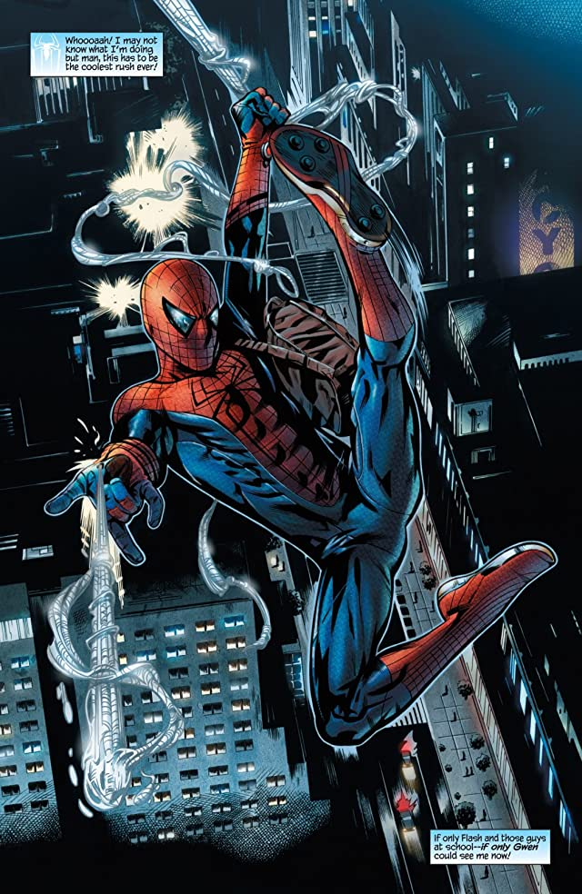 Amazing Spider-Man Movie #1