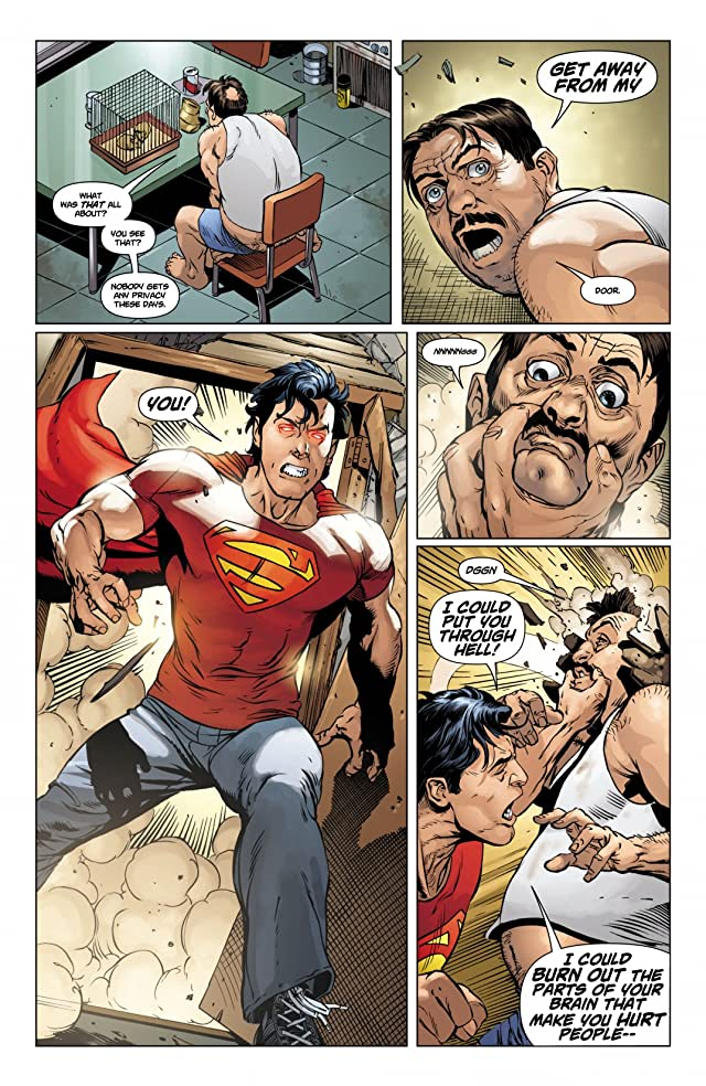 click for super-sized previews of Action Comics (2011-) #10