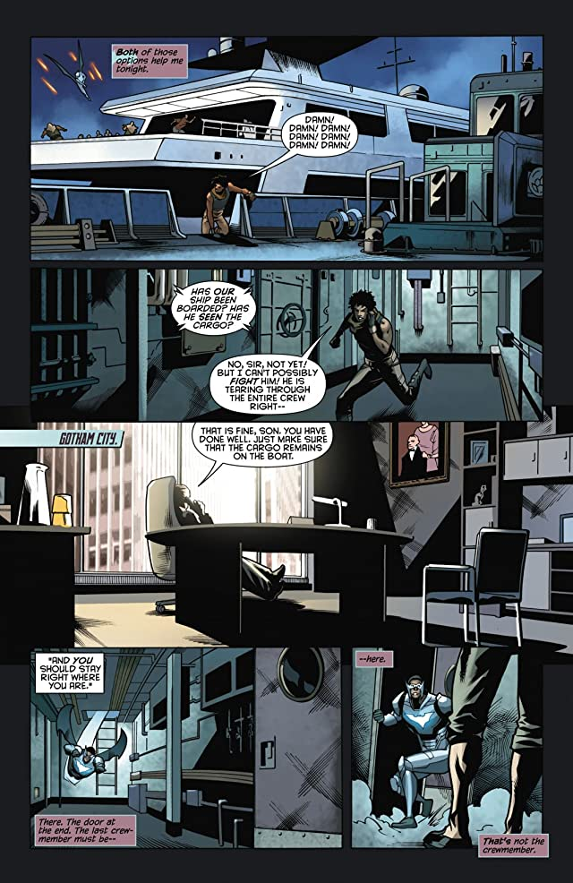 click for super-sized previews of Batwing (2011-2014) #10