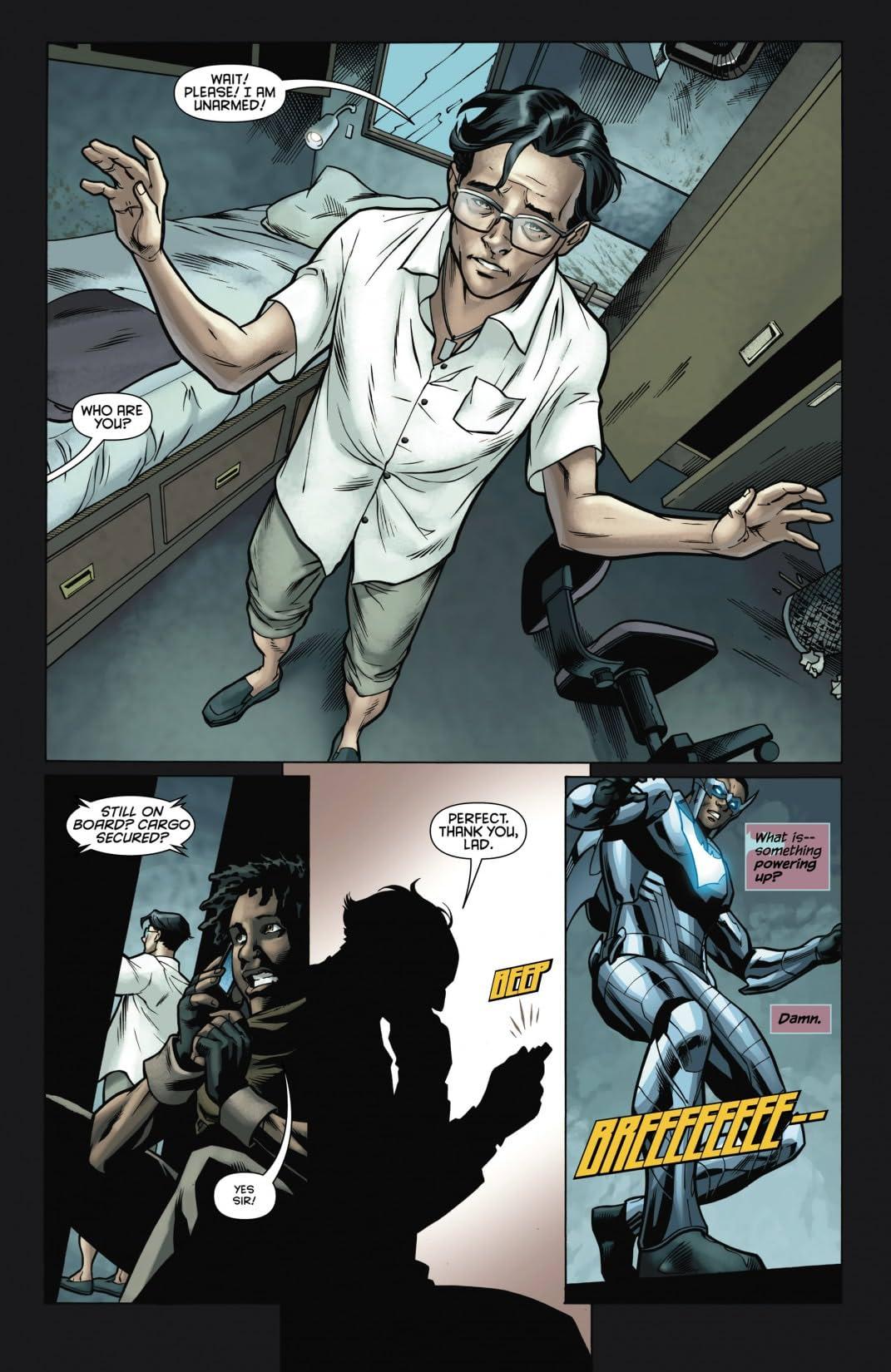 Batwing (2011-2014) #10