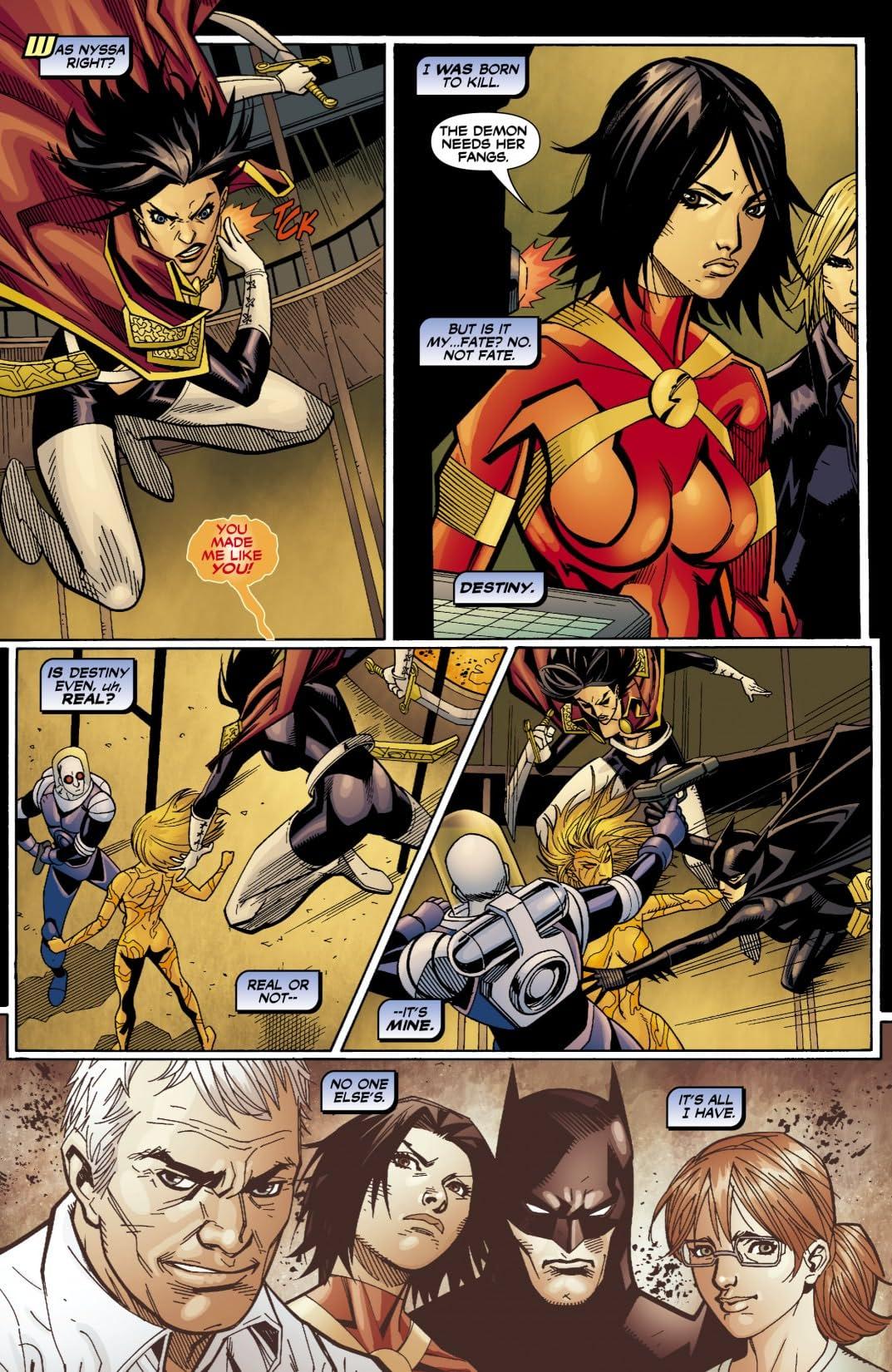 Batgirl (2000-2006) #70
