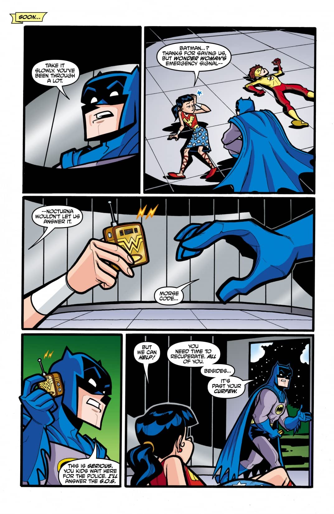 Batman: The Brave and the Bold #16