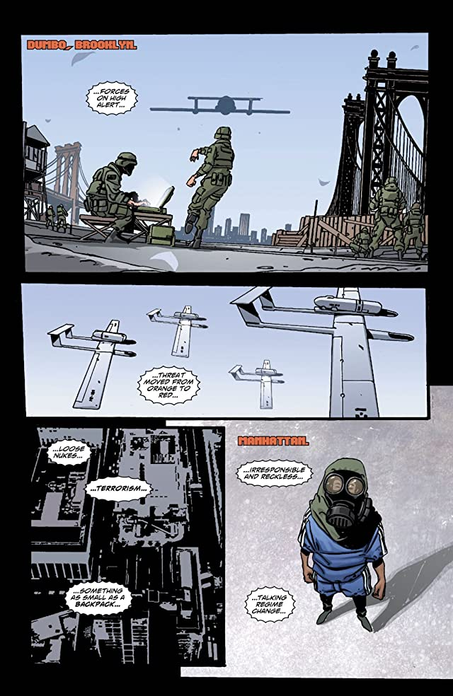 click for super-sized previews of DMZ #46