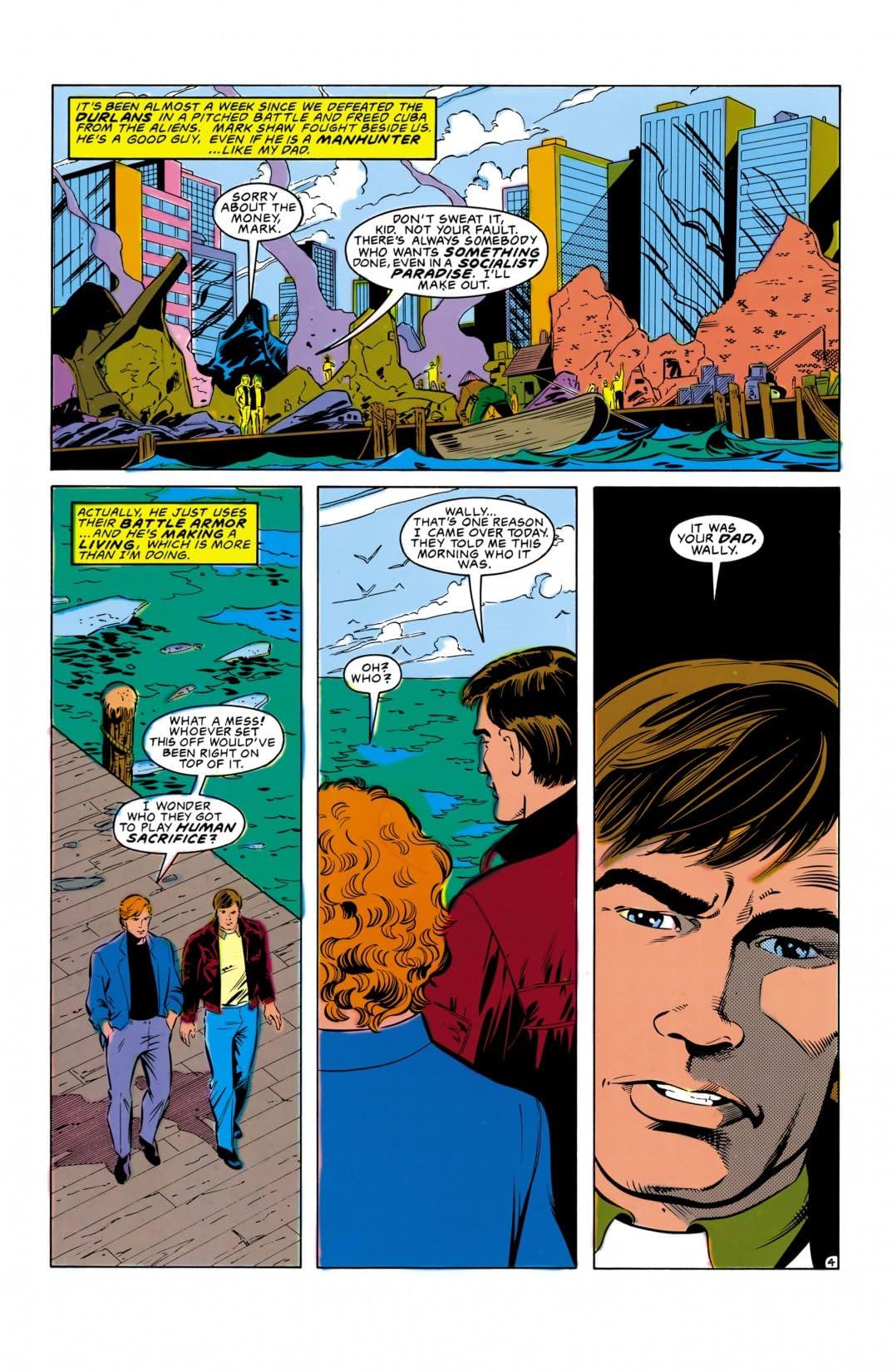 The Flash (1987-2009) #22