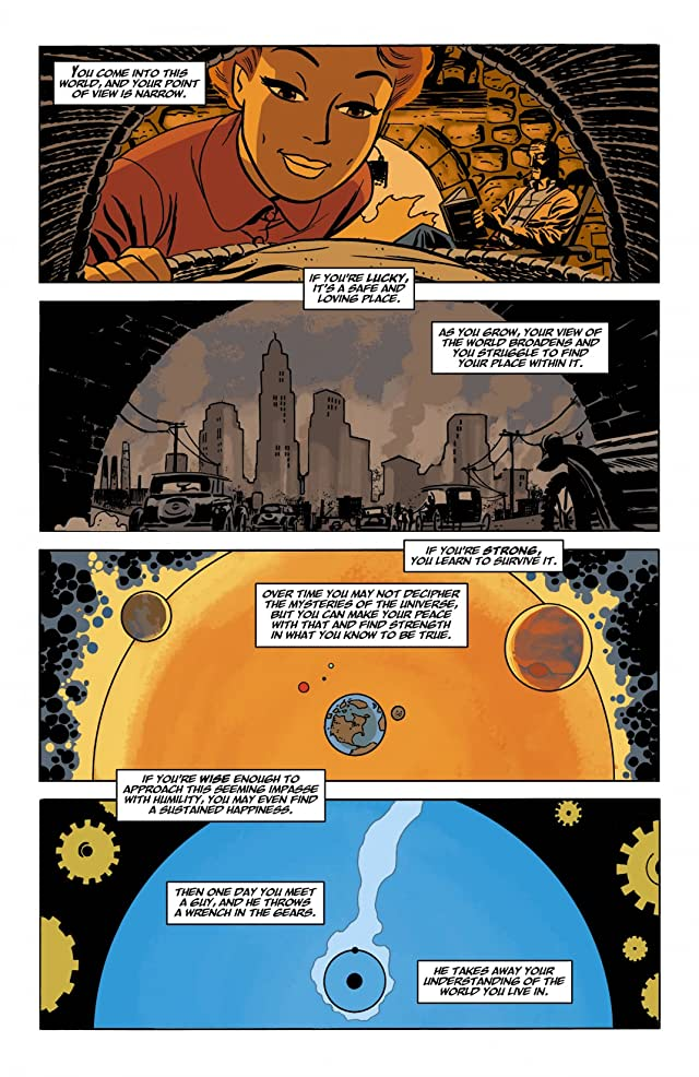 click for super-sized previews of Before Watchmen: Minutemen #1 (of 6)