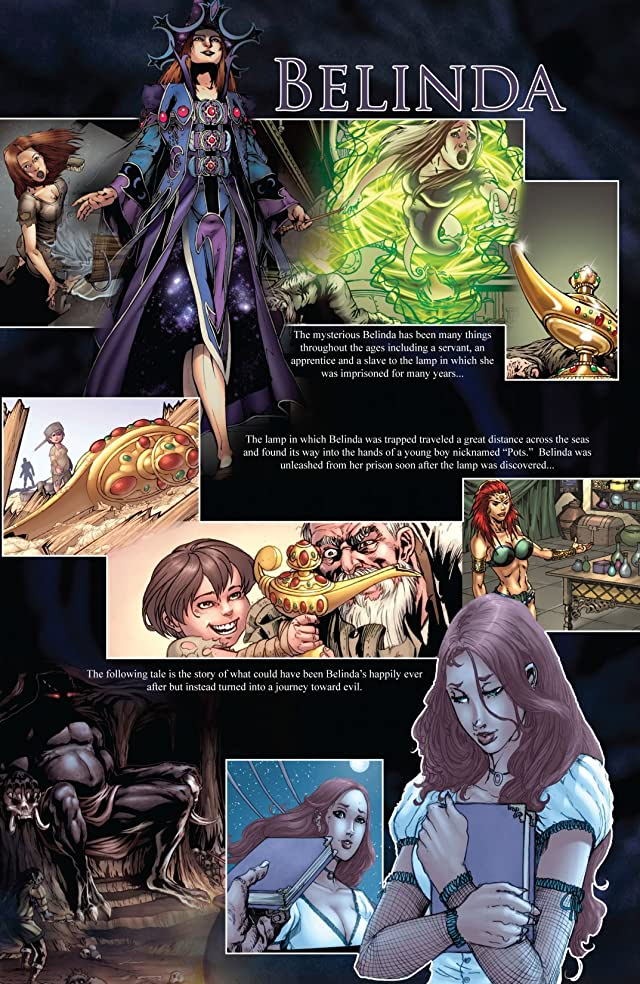 Giant-size Grimm Fairy Tales #1