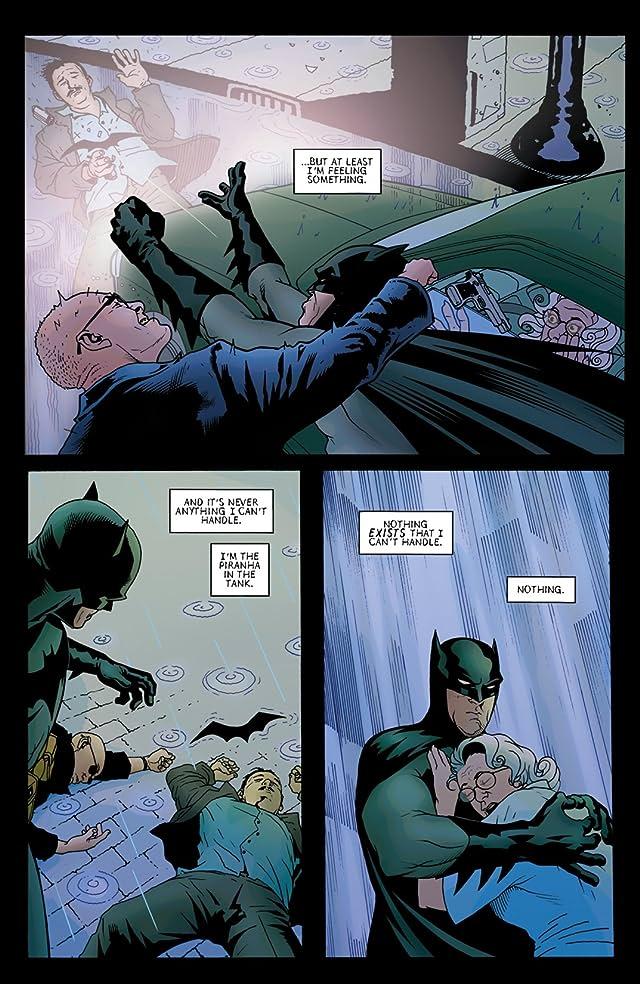 click for super-sized previews of DC Comics Presents: Batman - Irresistible #1