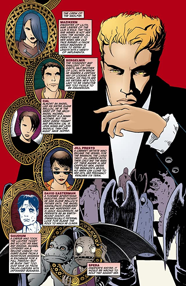 click for super-sized previews of Lucifer #36