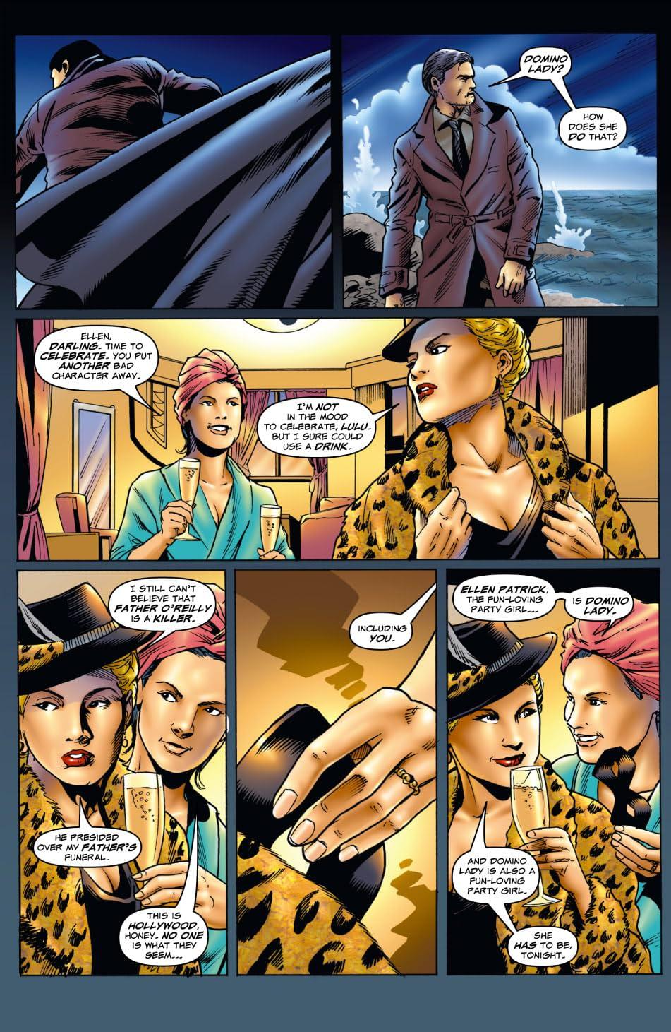 Domino Lady #2