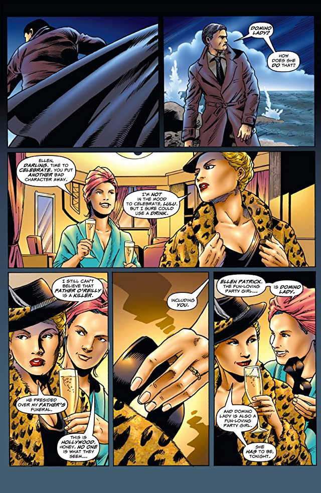 click for super-sized previews of Domino Lady #2