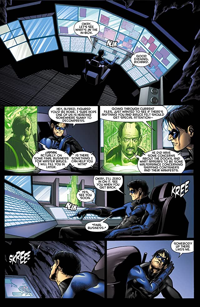 click for super-sized previews of Nightwing (1996-2009) #152