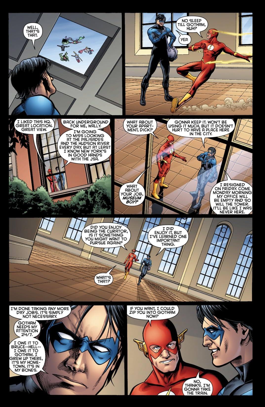 Nightwing (1996-2009) #153
