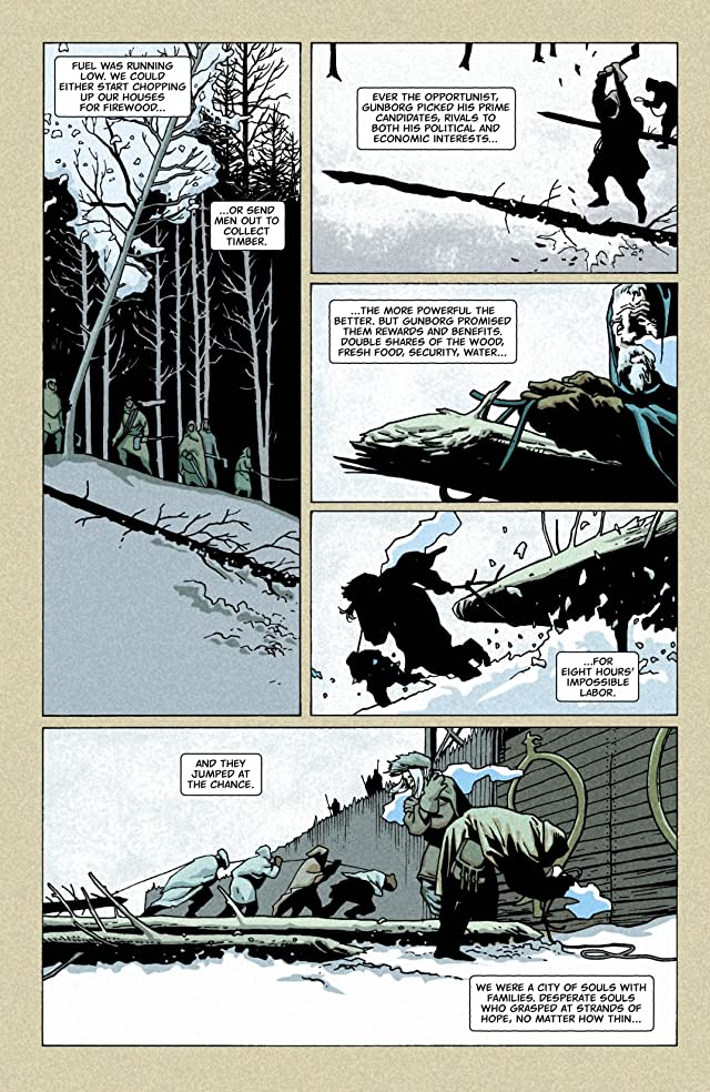 click for super-sized previews of Northlanders #26