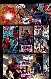 Rann-Thanagar Holy War #4 (of 8)