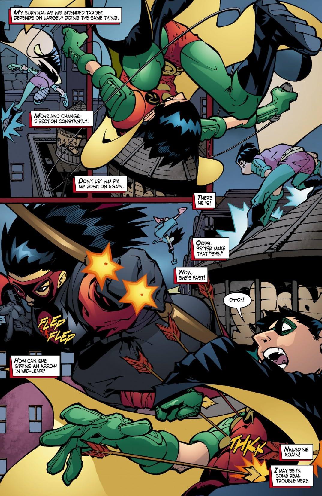 Robin (1993-2009) #135