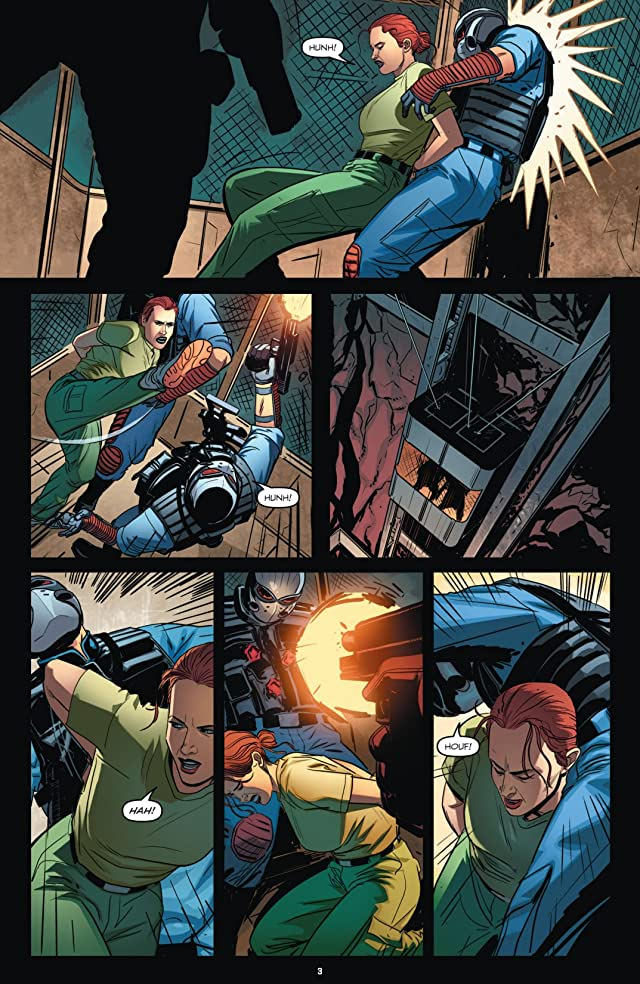 click for super-sized previews of G.I. Joe (2011-2013) #14