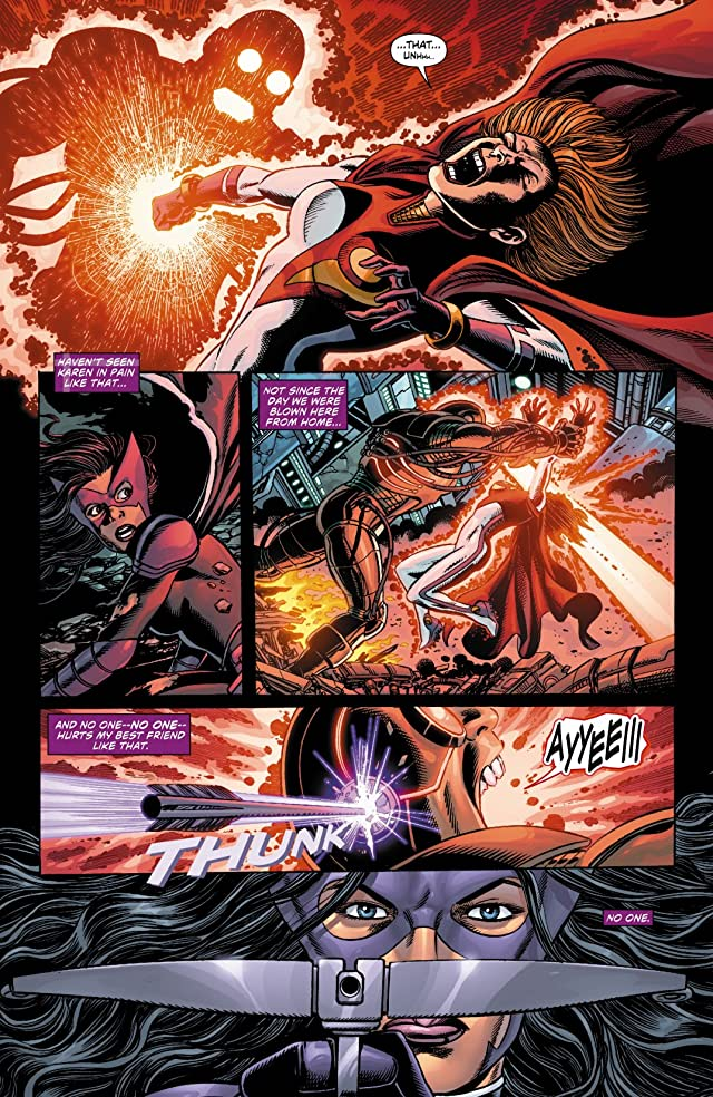 click for super-sized previews of Worlds' Finest (2012-2015) #2