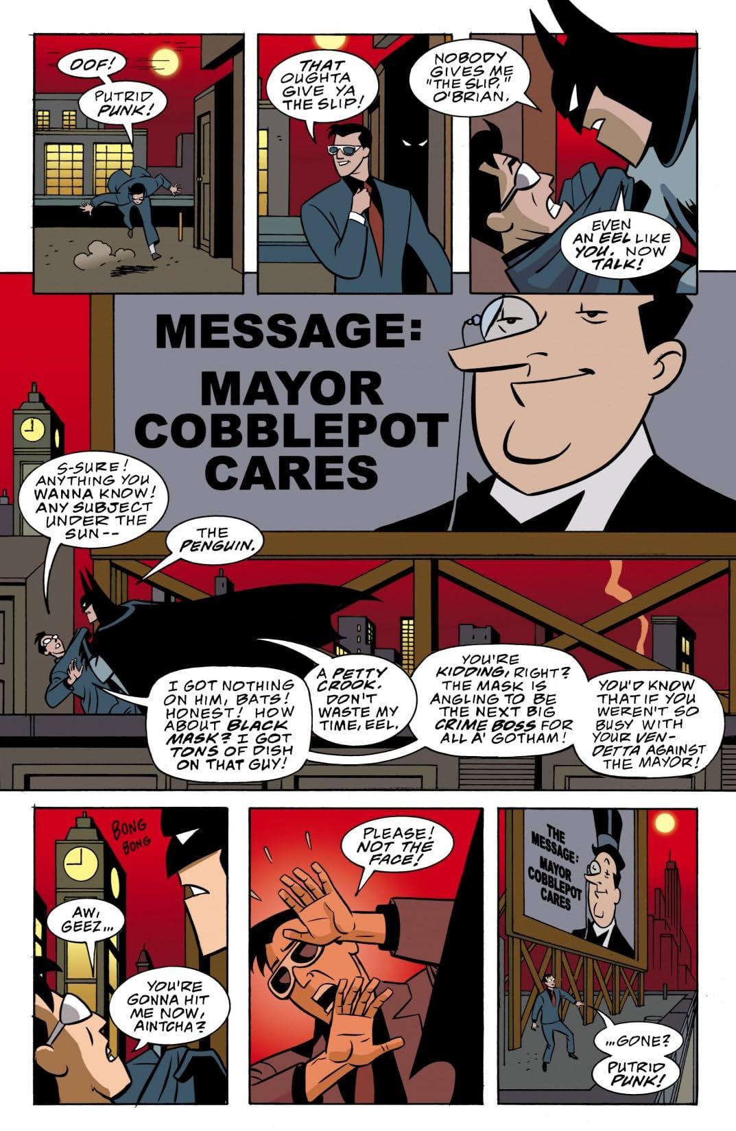 Batman Adventures (2003-2004) #5