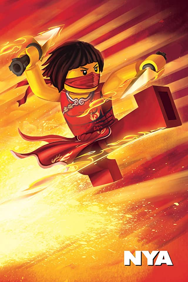 click for super-sized previews of Ninjago Vol. 2: Mask of the Sensei