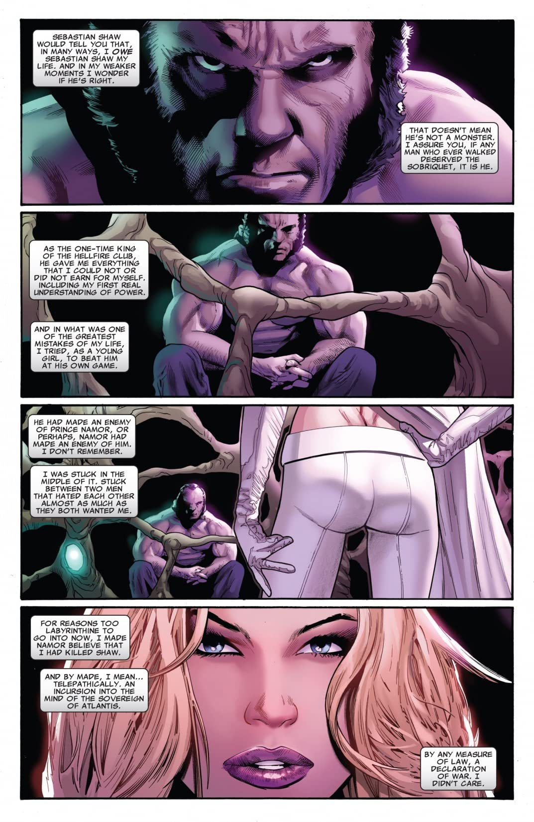 Uncanny X-Men (1963-2011) #530