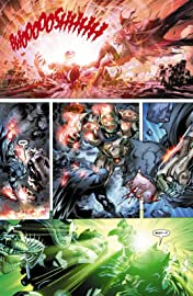 Justice League (2011-2016) #1