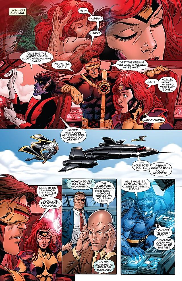 X-Men Forever #1