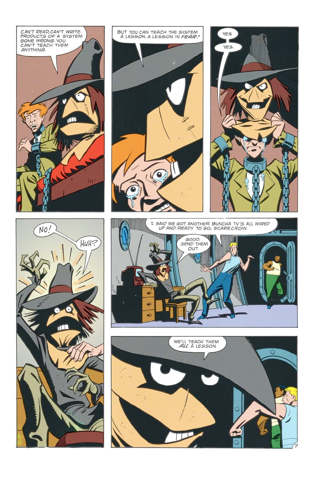 The Batman Adventures (1992-1995) #5