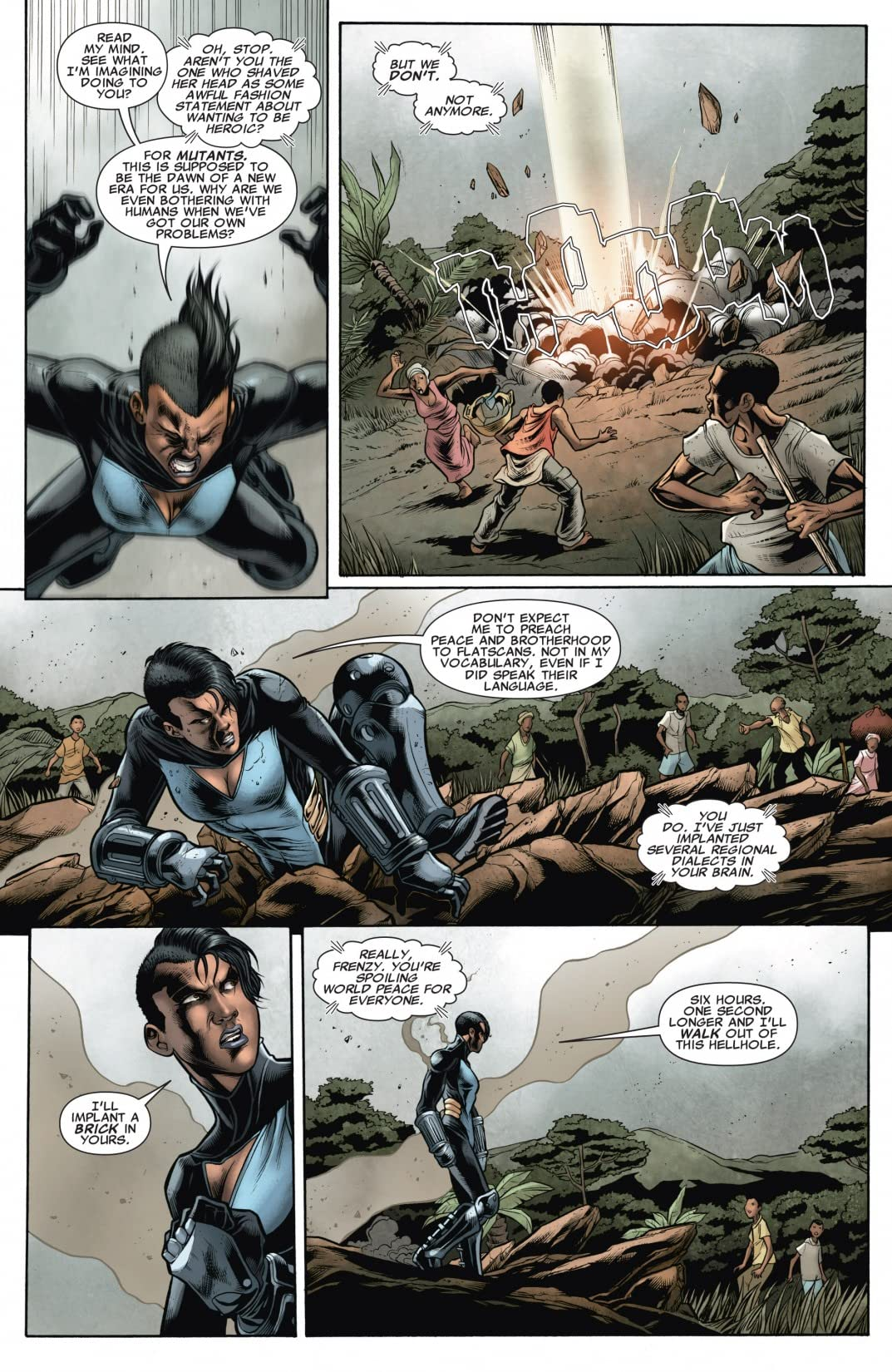 X-Men: Legacy (2008-2012) #268