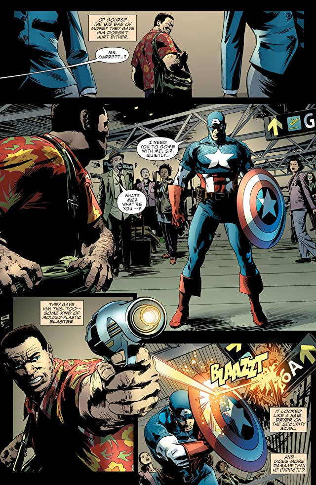 click for super-sized previews of Captain America (2011-2012) #13