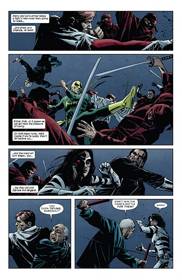 click for super-sized previews of Daredevil (1998-2011) #115