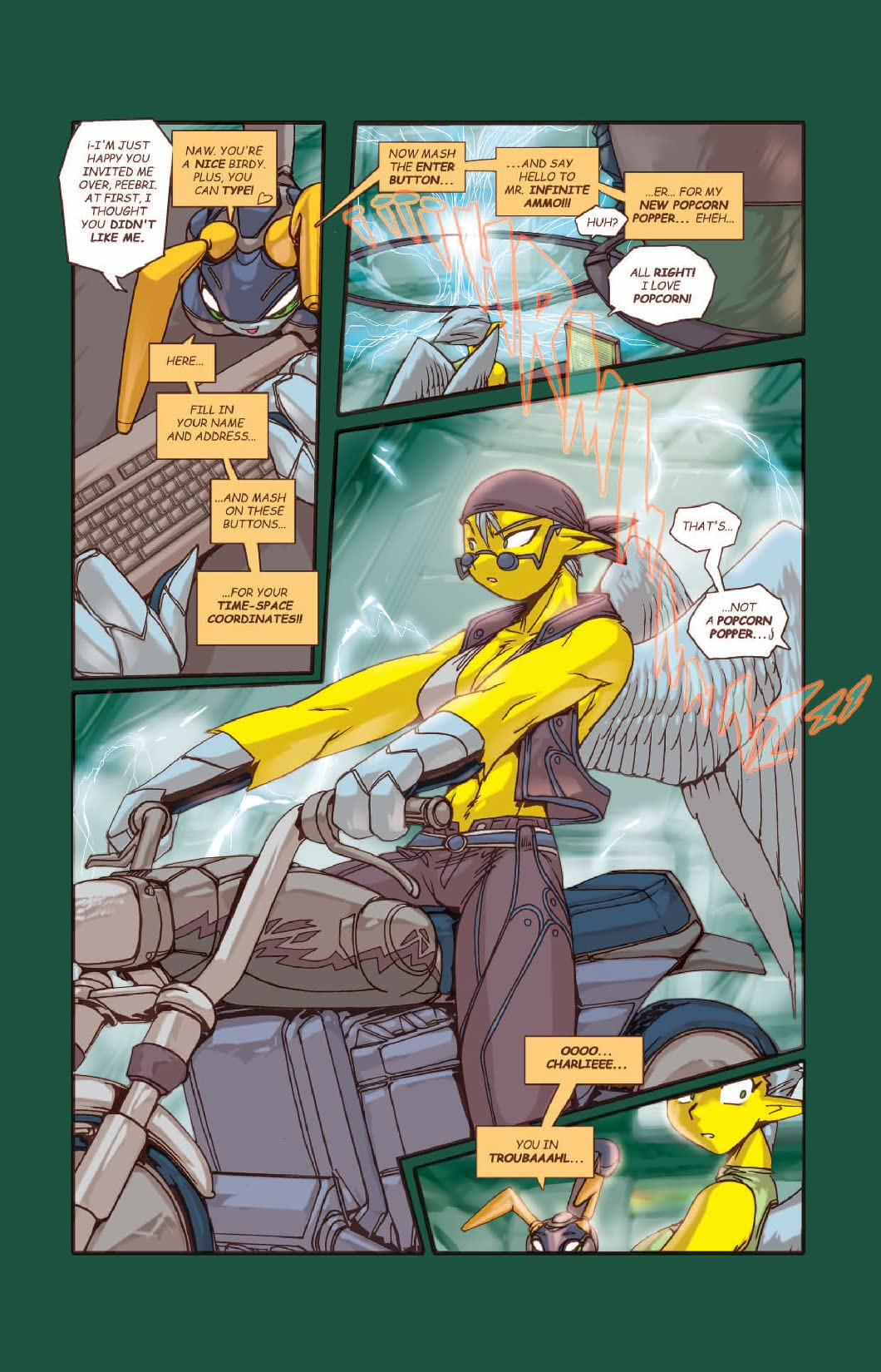 Gold Digger #59