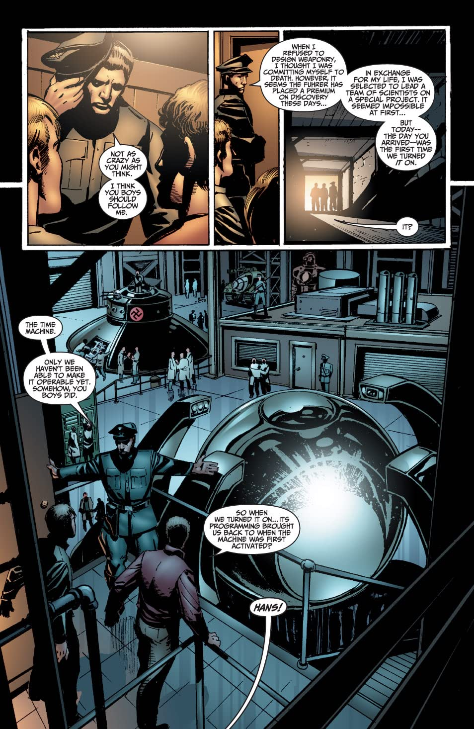 Fringe #5 (of 6)