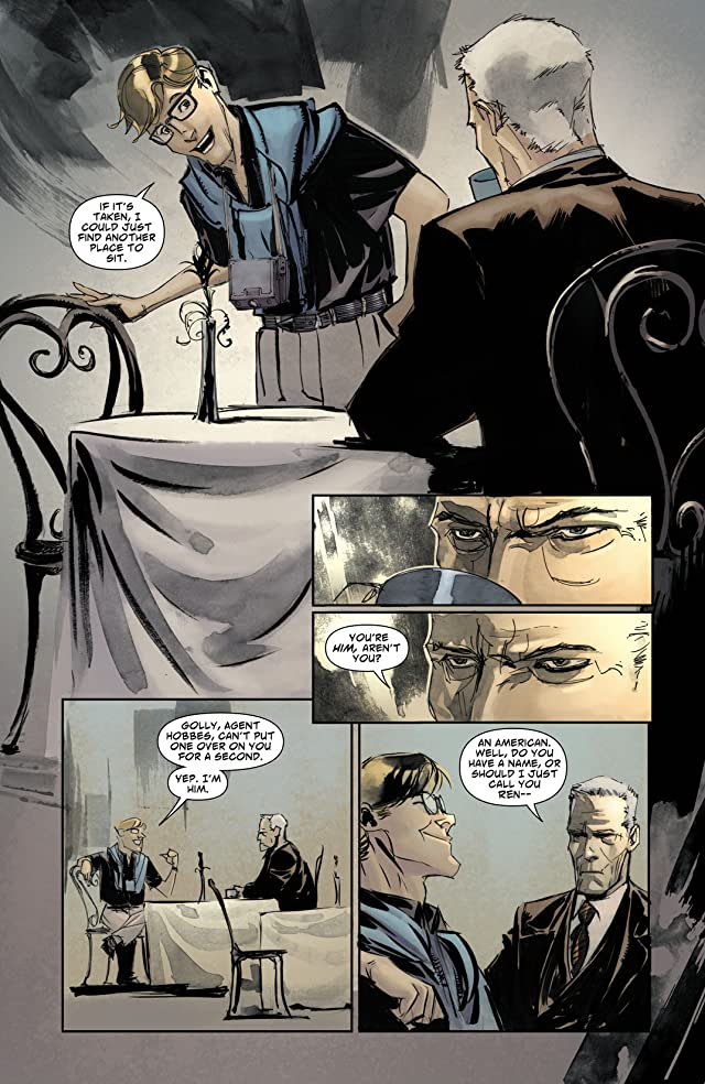 click for super-sized previews of American Vampire: Lord of Nightmares #1